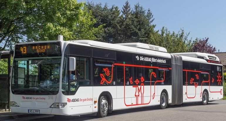Ebus Projekt Verband Deutscher Verkehrsunternehmen Vdv